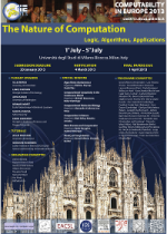 If the poster image is blocked, you can download it at http://aspic.bio.disco.unimib.it/cie2013/cie2013-poster.png
